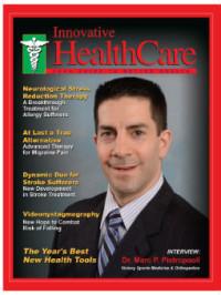 Innovative Healthcare – Cover